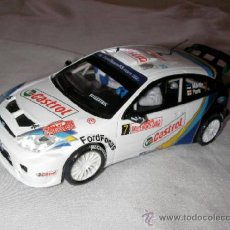 Scalextric: COCHE SCALEXTRIC FORD FOCUS WRC. Lote 36731213