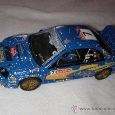 Scalextric: COCHE SCALEXTRIC SUBARU IMPREZA WRC. Lote 36731237