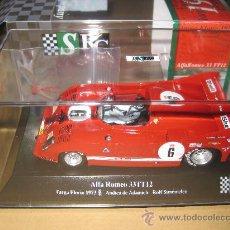 Scalextric: OFERTA - ALFA ROMEO 33TT12 Nº6 DE SLOT RACING COMPANY - SRC. Lote 60614113