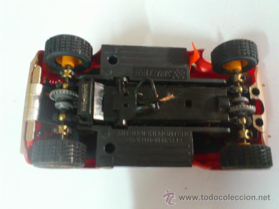 Scalextric: . COCHE SCALEXTRIC MITSUBISHI MONTERO EFECTO BARRO. TECNITOYS - Foto 4 - 38861235