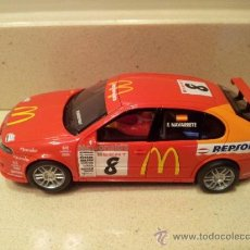 Scalextric: SEAT LEON COPA SCALEXTRIC TECNITOYS ALTAYA. Lote 96381882