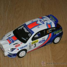 Scalextric: FORD FOCUS WRC CARLOS SAINZ SCALEXTRIC NUEVO. Lote 51485284