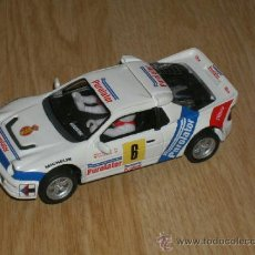 Scalextric: FORD RS 200 CARLOS SAINZ SCALEXTRIC NUEVO. Lote 39203149