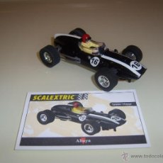 Scalextric: SCALEXTRIC. ALTAYA. COOPER CLIMAX. COLECCION COCHES MÍTICOS.. Lote 181024185