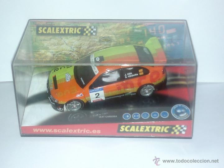 SCALEXTRIC TECNITOYS SEAT CÓRDOBA (Juguetes - Slot Cars - Scalextric Tecnitoys)
