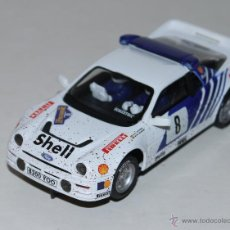 Scalextric: FORD RS 600 SCALEXTRIC DE ALTAYA RALLY MÍTICOS. Lote 47069248
