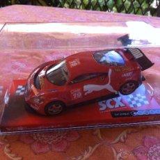 Scalextric: COCHE DE SCALEXTRIC SEAT CUPRA GT 2005 TECNITOYS. Lote 39773022