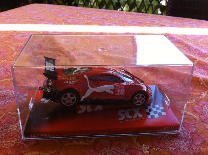 Scalextric: Coche de Scalextric Seat Cupra GT 2005 Tecnitoys - Foto 3 - 39773022
