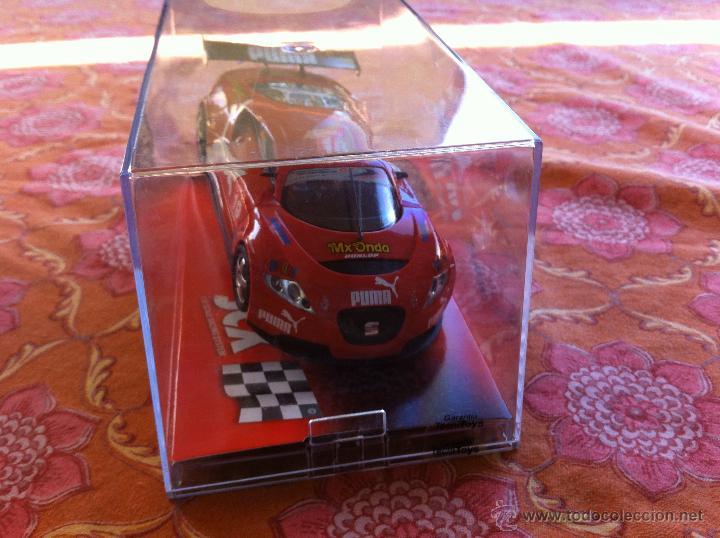 Scalextric: Coche de Scalextric Seat Cupra GT 2005 Tecnitoys - Foto 5 - 39773022