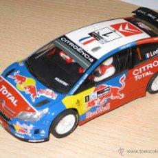 Scalextric: CITROËN C4 WRC Nº1 DE ALTAYA. Lote 39653744