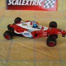 Scalextric: COCHE CLUB 2002 F1 EDITION SCALEXTRIC ¿FERRARI?. Lote 39907014