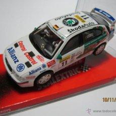 Scalextric: SKODA OCTAVIA WRC A.SCHWARZ Nº 11 SCALEXTRIC. Lote 40020930