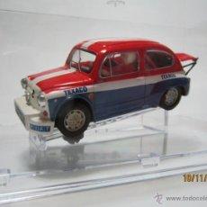 Scalextric: FIAT ABARTH 1000 TEXACO NUEVO SCALEXTRIC. Lote 40040263
