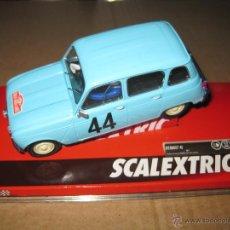 Scalextric: RENAULT 4L DE MONTECARLO 63 DE SCALEXTRIC. Lote 63416198