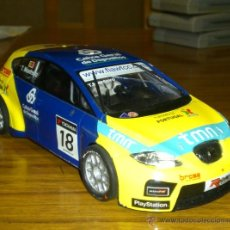 Scalextric: SEAT LEON - SCALEXTRIC. Lote 40318365
