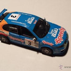 Scalextric: SEAT LEON SCALEXTRIC . Lote 40330313
