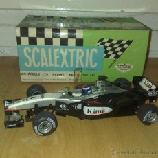 Scalextric: MERCEDES MCLAREN F1 SCALEXTRIC TECNITOYS. Lote 40472808