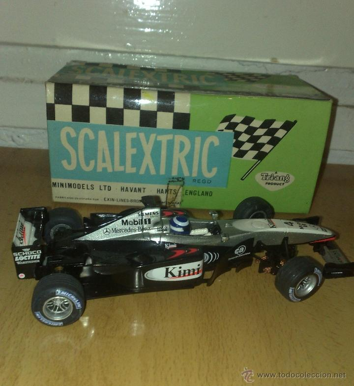 Scalextric: MERCEDES MCLAREN F1 SCALEXTRIC TECNITOYS - Foto 3 - 40472808