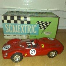 Scalextric: FERRARI GT 330 ROJO SCALEXTRIC ALTAYA NUEVO . Lote 40472825