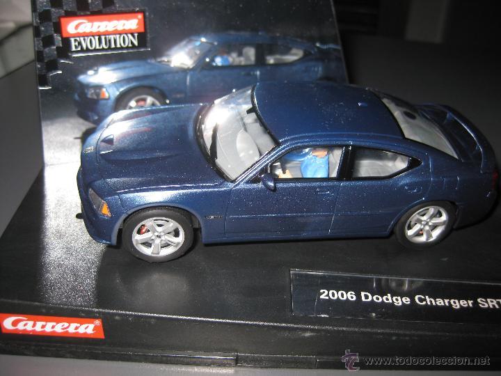 - OFERTON - 2006 DODGE CHARGER SRT 8 DE CARRERA (Juguetes - Slot Cars - Scalextric Tecnitoys)