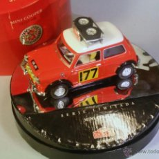 Scalextric: SCALEXTRIC VINTAGE. MINI COOPER 1275S RALLY Nº 177 SERIE LIMITADA. Lote 40583144