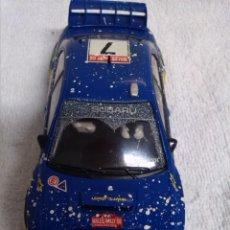 Scalextric: SCALEXTRIC SUBARU IMPREZA WRC . Lote 41176704