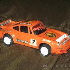 Scalextric: SCALEXTRIC PORCHE 911 CARRERA JAGERMEISFTER. Lote 30575613