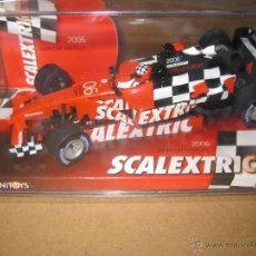 Scalextric: BLACK FRIDAY - F1 DEL CLUB 2006 DE SCALEXTRIC. Lote 297017583