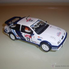 Scalextric: SCALEXTRIC. FORD SIERRA COSWORTH RS. CARLOS SAINZ. Lote 143220784