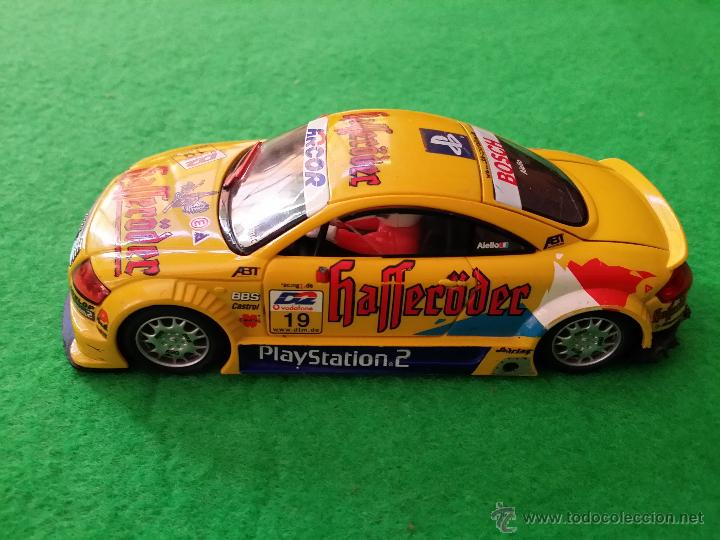 SCALEXTRIC AUDI TT TECNITOYS EXIN (Juguetes - Slot Cars - Scalextric Tecnitoys)