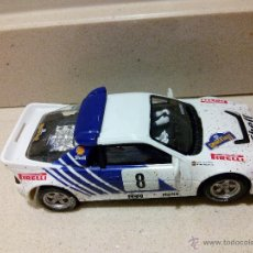 Scalextric: FORD RS200 EFECTO BARRO SCALEXTRIC TECNITOYS ALTAYA. Lote 170117072
