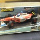 Scalextric: SCALEXTRIC CLUB 2002 F1. Lote 43530053