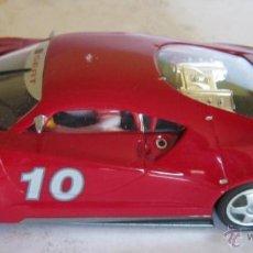 Scalextric: COCHE SCALEXTRIC TECNITOYS, SEAT CUPRA GT CON LUZ, FUNCIONA. CC. Lote 43656491