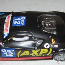 Scalextric: COCHE SCALEXTRIC TECNITOYS, SEAT CUPRA GT CON LUZ, FUNCIONA. CC. Lote 43837790