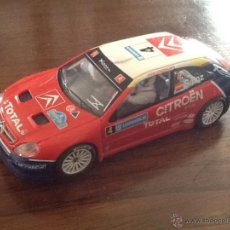 Scalextric: SCALEXTRIC CITROEN XSARA WRC. Lote 79178571