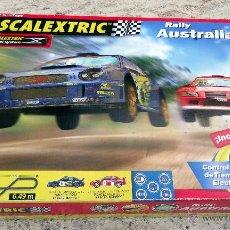 Scalextric: SCALEXTRIC RALLY AUSTRALIA FUNCIONA. Lote 45438694