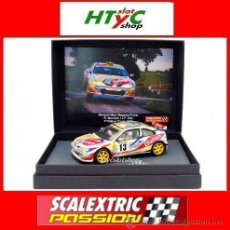 Scalextric: SCALEXTRICPASSION RENAULT MAXI MEGANE #13 MUNSTER / ELST 7º RALLYE YPRES SP009. Lote 45489408