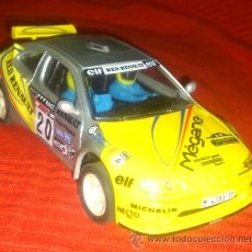 Scalextric: RENAULT MEGANE - SCALEXTRIC. Lote 46720529