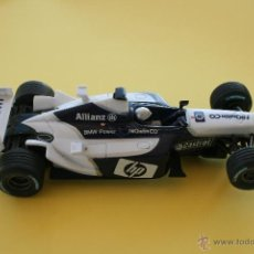 Scalextric: COCHE PARA SLOT SCALEXTRIC MODELO BMW POWER EVOLUTION F1 NIQUITIN CQ - PERFECTO ESTADO. Lote 46829286