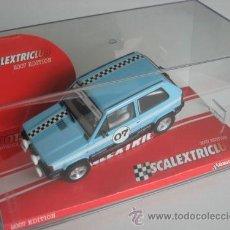 Scalextric: SEAT PANDA EDICION ESPECIAL SOCIOS CLUB SCALEXTRIC 2007. Lote 47332662
