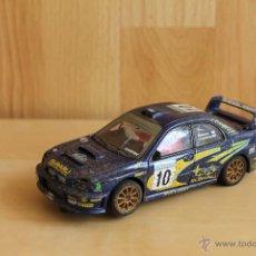 Scalextric: SUBARU IMPREZA WRC DE SCALEXTRIC. Lote 47926568