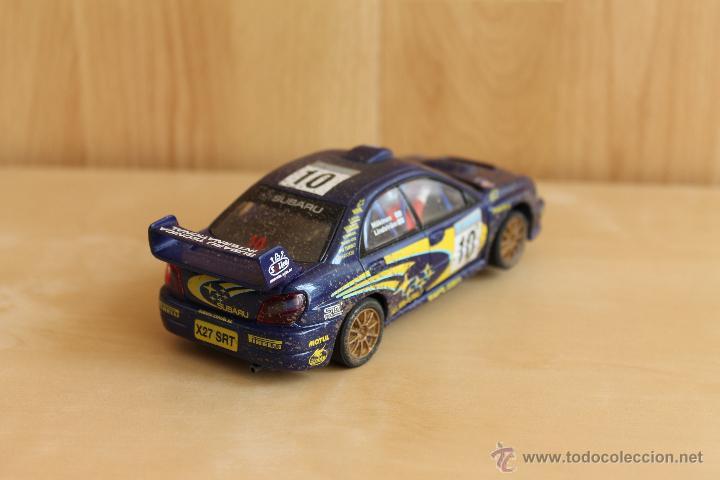 Scalextric: SUBARU IMPREZA WRC DE SCALEXTRIC - Foto 2 - 47926568