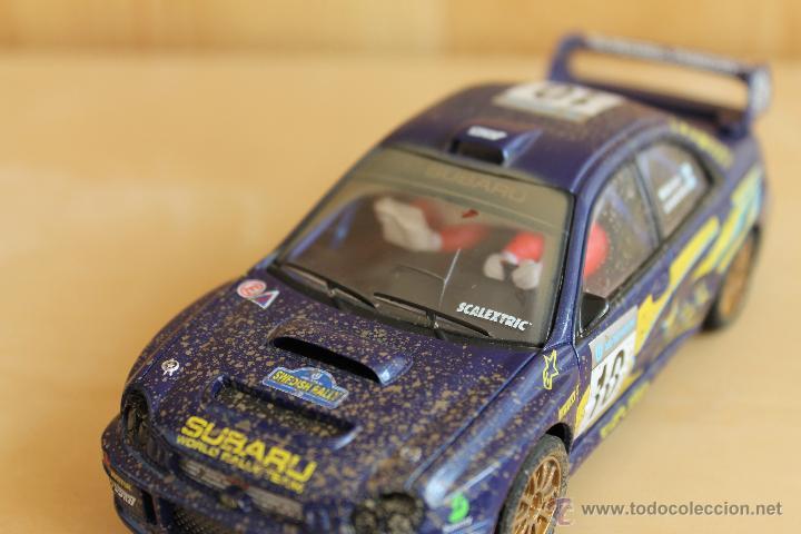 Scalextric: SUBARU IMPREZA WRC DE SCALEXTRIC - Foto 5 - 47926568
