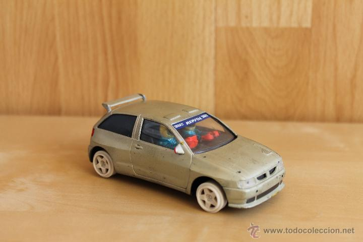 SEAT IBIZA KIT CAR DE SCALEXTRIC (Juguetes - Slot Cars - Scalextric Tecnitoys)
