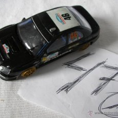 Scalextric: SCALEXTRIC SUBARU IMPREZA WRC - ENVIO INCLUIDO A ESPAÑA. Lote 47962908