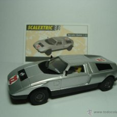 Scalextric: MERCEDES BENZ C-111 WANKEL DE SCALEXTRIC TECNITOYS COCHES MITICOS. Lote 27993579