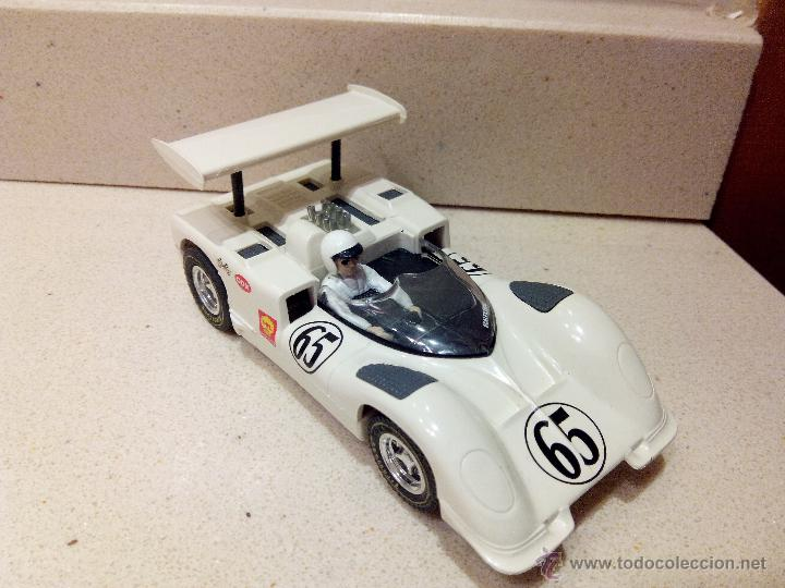 CHAPARRAL GT SCALEXTRIC SCX TECNITOYS ALTAYA. (Juguetes - Slot Cars - Scalextric Tecnitoys)