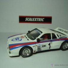 Scalextric: LANCIA 037 RALLY MARTINI DE SCALEXTRIC TECNITOYS. Lote 49018224