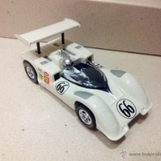 Scalextric: CHAPARRAL GT SCALEXTRIC TECNITOYS PLANETA. Lote 119249800