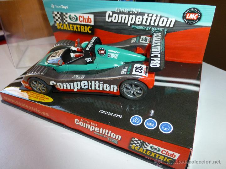 Scalextric: Ref.6134 Lemans Competition Team 2003 - Foto 2 - 49457104